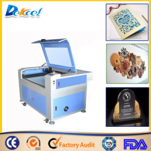 Auto6090 CO2 Laser Cutting & Engraving & Carving Machine with Laser Source pictures & photos