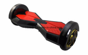 Hoverboard 8 Inch Bluetooth 2 Wheel Self Balancing Two Smart Wheel with Remote Key and LED Skateboard Electric Scooter pictures & photos