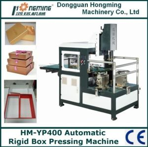 Hm-Yp400 Automatic Rigid Box Bubble Pressing Machine (HM-YP400)