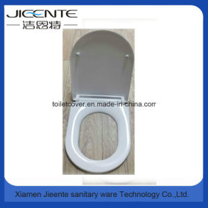 Ceramic Toilet Seats with Two-Button Quick Release pictures & photos
