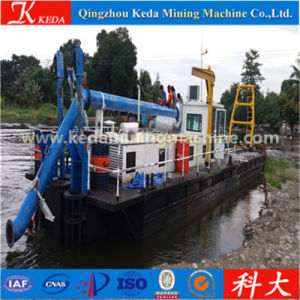 2017 Mining Equipment Hydraulic 18 Inch River Cutter Suction Dredger pictures & photos