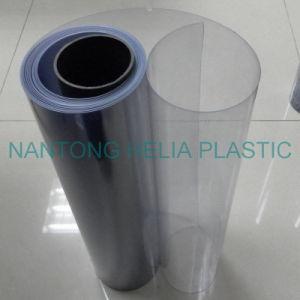 PVC Rigid Sheet Transaparent Used for Vacuum Forming pictures & photos