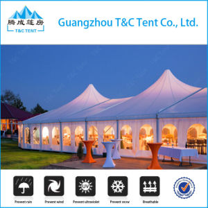 15X30m Clear PVC Party Marquee Tent for 300 People Party Event pictures & photos