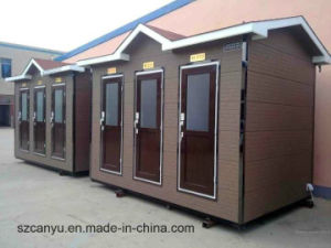 Customized Size Cheap Price Movable Public Toilet House pictures & photos