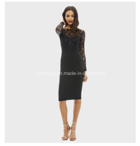 One Color Restonic Women`S Dress
