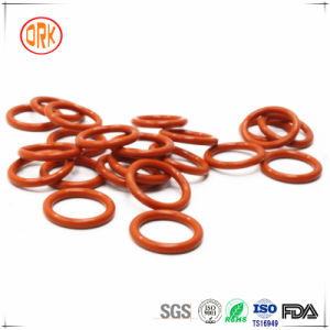 Red Chemical Acid Resistance Viton O Ring pictures & photos