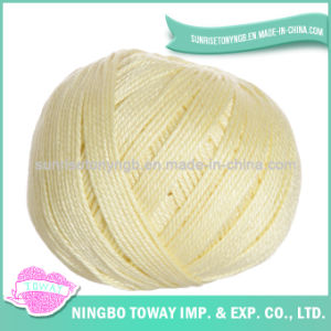 Cotton Yarn Dyed Wholesale Organic 100 Egyptian Cotton Yarn Price pictures & photos