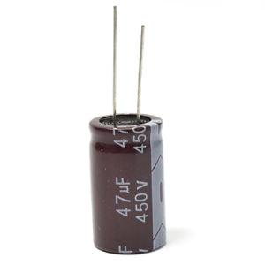 470UF 50V Radial E-Cap 105c Capacitor Tmce02 pictures & photos