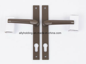 Spring Aluminum Door Handle Hl-52 pictures & photos