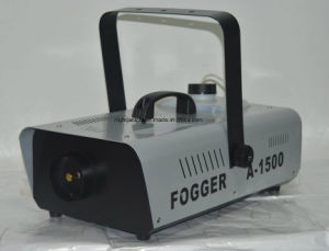 Intelligent 1500W Stage Effect Foggers DMX Control Smoke Machine Nj-1500W for DJ/Stage/Disco/Nightclub/Wedding pictures & photos