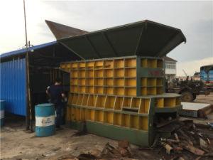 Ws-630 Horizontal Scrap Metal Shear Machine pictures & photos