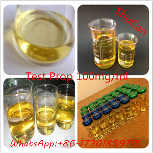 100mg/Ml Testosterone Propionate Recipe Bulking Steroids Test Prop Powder pictures & photos