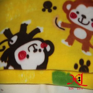 100%Cotton Flannel Printed for Pajamas/Pants/Blanket pictures & photos