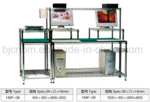 Carbon Steel Wire Shelving for Electronic Indusry pictures & photos