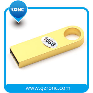 Customized Logo Metal USB Flash Disk pictures & photos