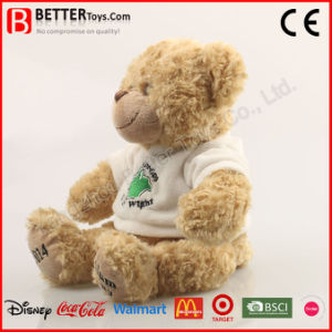 Stuffed Animal Teddy Bear in Shirt Plush Toy for Baby Kids/Children pictures & photos