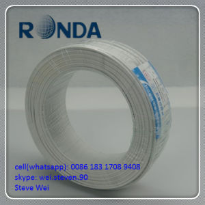 PVC Insulated Copper Core Solid Electrical Wire pictures & photos