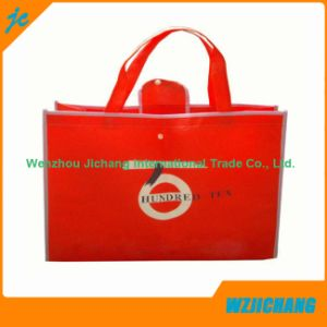 PP Non Woven Wholesale Foldable and Reusable Promotional Shopping Bag pictures & photos