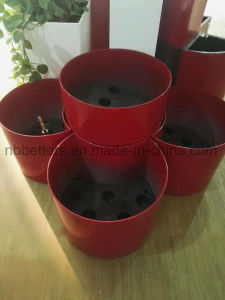 2017 Self Watering Garden Flower Pot Stands pictures & photos