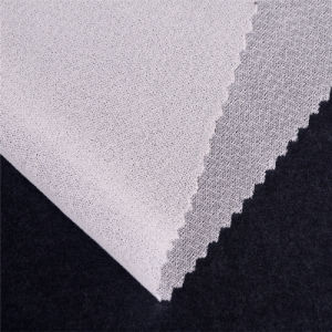 High Quality Plain Fusing Fabric Interlining Woven Fusible Interlining pictures & photos