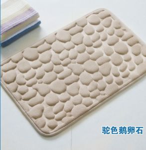 High Quality Member Foam Fashion Bath Mat pictures & photos