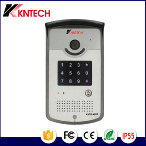 Door Phone Access Control IP Door Open Knzd-42 Kntech pictures & photos