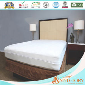 Baby Used Waterproof Zippered Fit Style Mattress Cover Encasement Protector pictures & photos
