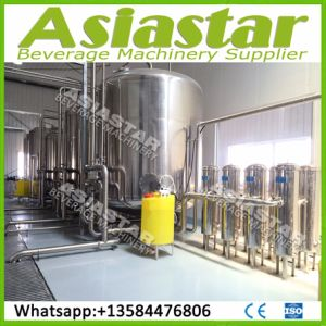 Stainless Steel Pure Water RO Water Treatment Filter Plant pictures & photos