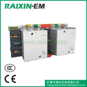 Raixin Cjx2-F185n Mechanical Interlocking Reversing AC Contactor pictures & photos