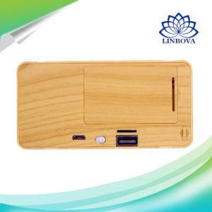 Wood Fabric Design Mini Outdoor Bluetooth Speaker pictures & photos