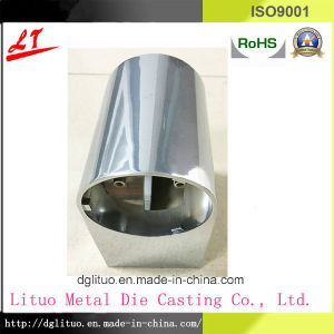 Aluminum Die Casting Lamp Body & Housing Sqube pictures & photos