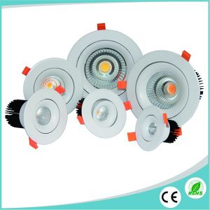 4200lm High Brightness 50W CREE LED COB Spot Downlight pictures & photos
