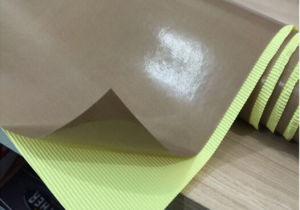 PTFE Coated Heat-Resistant Glass Cloth Adhesive Tape pictures & photos