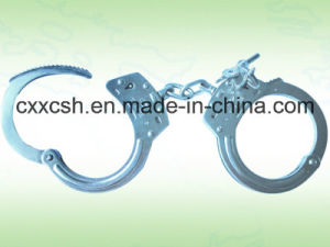 Good Quality Handcuffs Cheap and High Tension pictures & photos