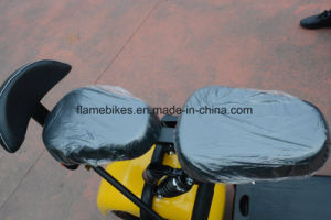 2 Wheel Electric Motor Scooter Made in China pictures & photos