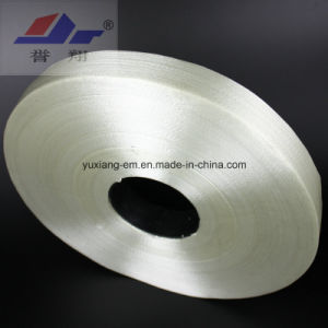 Polyester Resin Soaking Fiberglass Net No Latitude Binding Electrical Insulating Tape pictures & photos