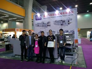 Sguv-660 Manual UV Coating Machine Coater for Paper Box pictures & photos