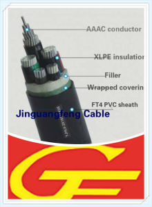 Aluminum Alloy Cable XLPE/PVC Sta pictures & photos
