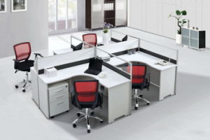 Frameless Glass Office Partition/Transparent Glass Divider for Office pictures & photos