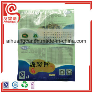 Customized Logo Printing Sea Food Frozen Packaging Plastic Bag pictures & photos