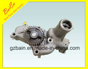 Tbk Oil Pump for Excavator Engine 6D31 (Part Number: Me013163/Me013163-00) pictures & photos