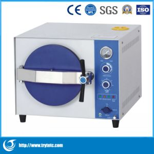 Table Top Autoclave-Table Top Steam Sterilizer pictures & photos