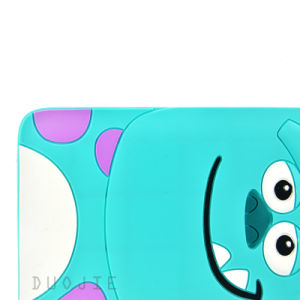 Hair Strange Cartoon Silicone Case for iPad T110 Silicon Mobile Phone Accessories (XS-B80) pictures & photos