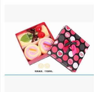 Wholesale China Gift Box Towel/Towel Set in Gift Package pictures & photos