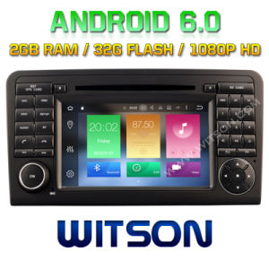 Witson Octa-Core (Eight Core) Android 6.0 Car DVD for Mercedes-Benz Ml 320 2g ROM 1080P Touch Screen 32GB ROM pictures & photos