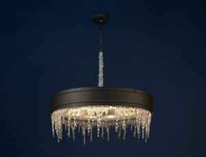 Decorative Lampshade Hanging Light Fixture (KA173285) pictures & photos