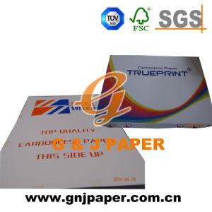100% Virgin Pulp Blue Image Carbonless Paper for Sale pictures & photos