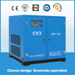 250kw 36~45.5m3/Min China Manufacturer of Direct Driven Rotary Screw Air Compressor pictures & photos