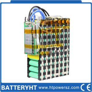 12V 30ah Solar Lithium Storage Battery pictures & photos
