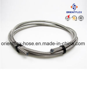 Flexible Pressure Stainless Steel Braided Teflon Hose Pipe pictures & photos